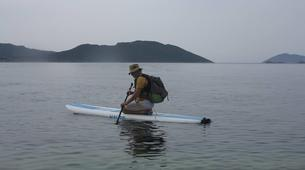 Stand Up Paddle-Kas-SUP tour in the bay of Limanağzı, Turkey-6