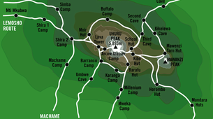 Hiking / Trekking-Mount Kilimanjaro-Mt. Kilimanjaro Summit Hike-5
