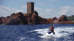 Jet Ski-Cannes-Randonnée Jet Ski à Théoule-sur-Mer près de Cannes-5