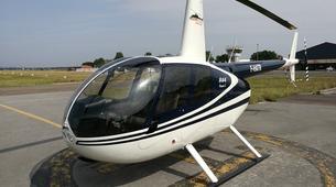 Helicoptère-Dijon-Baptême de l'air en hélicoptère à Beaune, Bourgogne-5