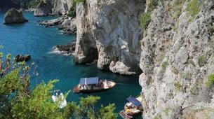 Sailing-Capri-Capri Coastal Cruise Tour & Snorkeling-2