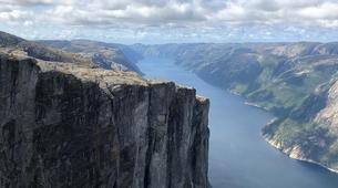 Randonnée / Trekking-Stavanger-Summit Hike to Kjerag in Lysefjorden-2