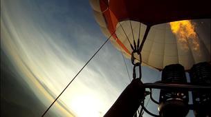 Bungee Jumping-Belogradchik-Bungee Jump from a Hot Air Balloon over the legendary Belogradchik Rocks-6