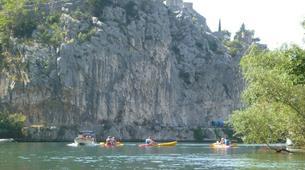 Kayaking-Omis-Kayaking and snorkeling tour on the Cetina River, Omiš-3