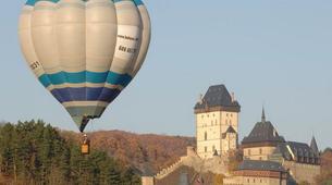 Hot Air Ballooning-Prague-Scenic Hot Air Balloon ride around Prague-1