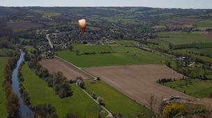 Parapente-Clécy-Baptême en parapente au cœur de la suisse Normande à Clécy-3
