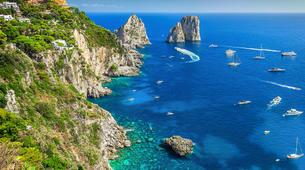 Jet Boating-Capri-Luxury Speed Boat Excursion in Capri-3