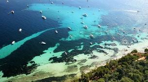 Canoë-kayak-Cannes-Location kayak de mer sur les îles du Lérins, près de Cannes-1
