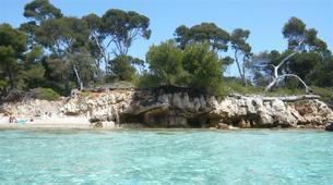 Canoë-kayak-Cannes-Location kayak de mer sur les îles du Lérins, près de Cannes-4