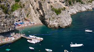 Snorkeling-Côte Amalfitaine, Amalfi-Croisière panoramique et snorkeling sur la côte amalfitaine-1