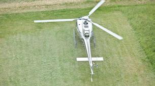 Helicoptère-Dijon-Baptême de l'air en hélicoptère à Beaune, Bourgogne-4
