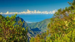 Randonnée / Trekking-Cirque de Cilaos-Randonnée dans le cirque de Cilaos, île de la Réunion-1