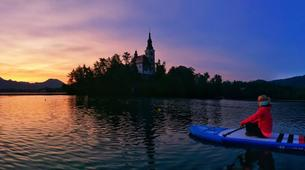Stand up Paddle-Bled-Stand Up Paddling Tour on Lake Bled-3