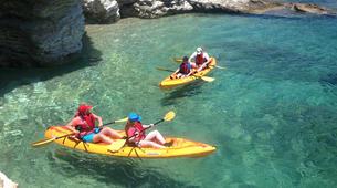 Sea Kayaking-Lefkada-Sea Kayaking Excursion to Papanikolis Cave-4