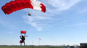 Skydiving-Bremen-Tandem Skydiving near Bremen-6