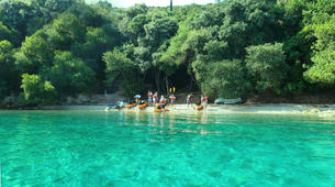 Sea Kayaking-Lefkada-Sea Kayaking Excursion to Meganisi Island-1