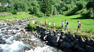Jet Boat-Skjolden-Jet Boat & Hike to Feigumfossen waterfall-5