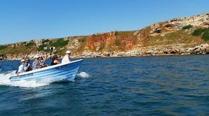 Jet Boating-Kavarna-Boat trip along Cape Kaliakra near Varna, Bulgaria-5