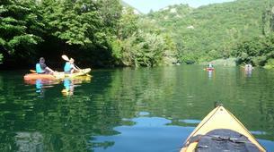 Kayaking-Omis-Kayaking and snorkeling tour on the Cetina River, Omiš-1