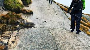 Randonnée / Trekking-Stavanger-Summit Hike to Kjerag in Lysefjorden-6