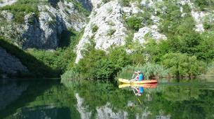 Kayaking-Omis-Kayaking and snorkeling tour on the Cetina River, Omiš-2