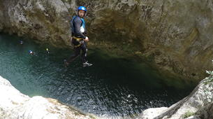 Canyoning-Omis-Extreme canyon of Cetina River, Omiš-6