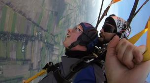 Skydiving-Bremen-Tandem Skydiving near Bremen-3
