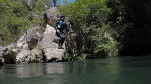 Canyoning-Omis-Extreme canyon of Cetina River, Omiš-3