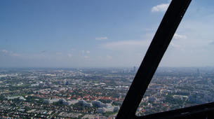Helicopter tours-Vienna-Scenic helicopter flight over Vienna, from Gablitz-6