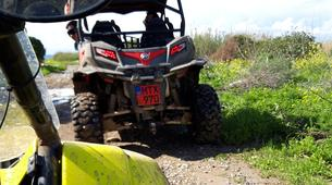 Quad biking-Paphos-Off-road Quad/Buggy excursion in Paphos, Cyprus-1