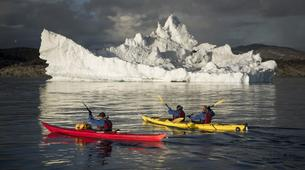 Sea Kayaking-Oqaatsut-Sea Kayaking in Disko Bay-3