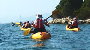 Sea Kayaking-Lefkada-Sea Kayaking Excursion to Agios Ioannis-2