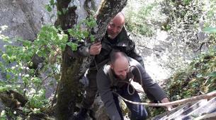 Stage de Survie-Dijon-Stage de survie trappeur en forêt au Nord de Dijon, Bourgogne-8