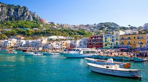 Jet Boating-Capri-Private Speed Boat Excursion in Capri-4