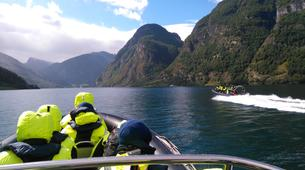 Jet Boat-Skjolden-Jet Boat & Hike to Feigumfossen waterfall-3