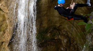 Canyoning-Lac de Garde-Canyoning Vione à Tignale près du Lac de Garde-2