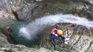Canyoning-Lake Garda-Canyoning Vione in Tignale, near Lake Garda-1
