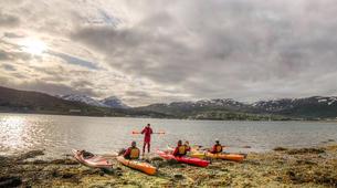 Sea Kayaking-Tromsø-Sea kayaking tour in Tromsø-5