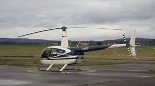 Helicoptère-Dijon-Baptême de l'air en hélicoptère à Beaune, Bourgogne-10