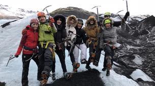Ice Climbing-Sólheimajökull-Ice climbing trip in the Sólheimajökull Glacier-6