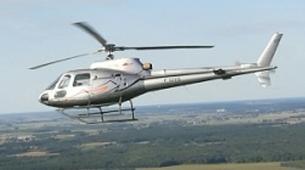 Helicoptère-Dijon-Baptême de l'air en hélicoptère à Beaune, Bourgogne-2