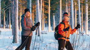 Snowshoeing-Luleå-Snowshoeing in Swedish Lapland-1