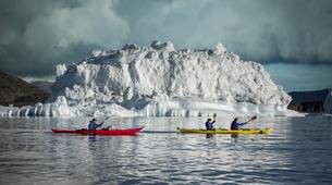Sea Kayaking-Oqaatsut-Sea Kayaking in Disko Bay-2