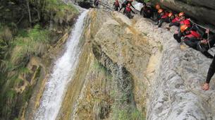 Canyoning-Lac de Garde-Canyoning Vione à Tignale près du Lac de Garde-4