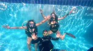 Scuba Diving-Athens-Discover Scuba Diving in Agia Marina beach, near Athens-4