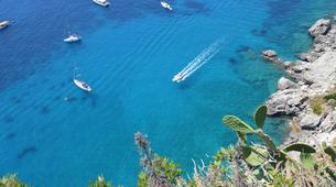 Jet Boating-Capri-Private Speed Boat Excursion in Capri-1