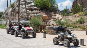 Quad-Paphos-Quad/Buggy Excursion to Episkopi Village, Cyprus-3