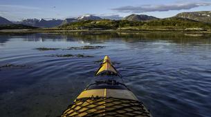 Sea Kayaking-Tromsø-Sea kayaking tour in Tromsø-4