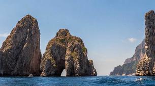 Sailing-Capri-Blue Grotto Boat Tour in Capri-3