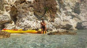 Sea Kayaking-Lefkada-Sea Kayaking Excursion in Rouda Bay, Lefkada-3